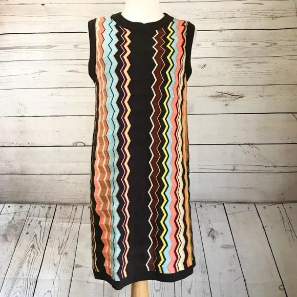 0b4c16803917 Missoni for Target Dresses | Chevron Knit Shift Dress | Poshmark